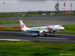 SKY☆8959さんが、羽田空港で撮影したジェイ・エア ERJ-190-100(ERJ-190STD)の航空フォト(写真)