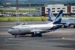 こじゆきさんが、ドモジェドヴォ空港で撮影したノルダヴィア 737-505の航空フォト(飛行機 写真・画像)