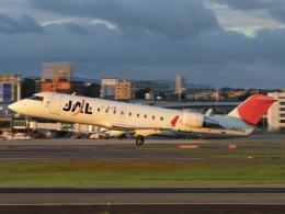 ドガースさんが、伊丹空港で撮影したジェイエア CL-600-2B19 Regional Jet CRJ-200ERの航空フォト(飛行機 写真・画像)