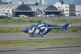 kumagorouさんが、徳島空港で撮影した徳島県消防防災航空隊 BK117C-1の航空フォト(飛行機 写真・画像)