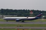 こだしさんが、成田国際空港で撮影したアエロフロート・ロシア航空 A330-343Xの航空フォト(写真)