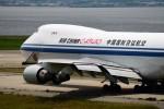 T.Sazenさんが、関西国際空港で撮影した中国国際貨運航空 747-4FTF/SCDの航空フォト(飛行機 写真・画像)