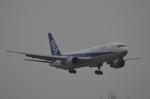テッシーさんが、成田国際空港で撮影した全日空 767-381/ERの航空フォト(飛行機 写真・画像)