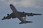 テッシーさんが、成田国際空港で撮影したチャイナエアライン 747-409の航空フォト(飛行機 写真・画像)