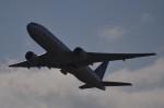 テッシーさんが、成田国際空港で撮影したユナイテッド航空 777-222/ERの航空フォト(飛行機 写真・画像)