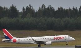 Take51さんが、オスロ国際空港で撮影したエールフランス・オップ! ERJ-190-100 LR (ERJ-190LR)の航空フォト(飛行機 写真・画像)
