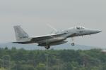 senchouさんが、千歳基地で撮影した航空自衛隊 F-15J Eagleの航空フォト(写真)