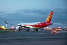 sonnyさんが、香港国際空港で撮影した香港航空 A350-900の航空フォト(写真)