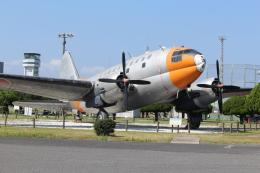 7915さんが、米子空港で撮影した航空自衛隊 C-46A-50-CUの航空フォト(飛行機 写真・画像)