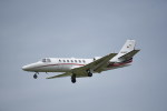 kumagorouさんが、仙台空港で撮影した読売新聞 560 Citation Encore+の航空フォト(飛行機 写真・画像)