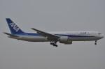 テッシーさんが、成田国際空港で撮影した全日空 767-381の航空フォト(飛行機 写真・画像)