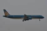 テッシーさんが、成田国際空港で撮影したベトナム航空 A321-231の航空フォト(飛行機 写真・画像)