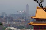 tupolevさんが、台北松山空港で撮影したチャイナエアライン 737-8MAの航空フォト(写真)