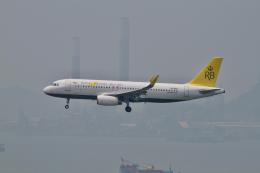 tupolevさんが、香港国際空港で撮影したロイヤルブルネイ航空 A320-232の航空フォト(写真)