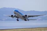 rokko2000さんが、関西国際空港で撮影したKLMオランダ航空 777-206/ERの航空フォト(写真)