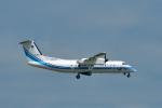 パンダさんが、千歳基地で撮影した海上保安庁 DHC-8-315 Dash 8の航空フォト(飛行機 写真・画像)