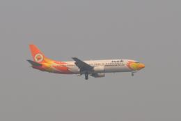 航空フォト:HS-DDP ノックエア 737-400