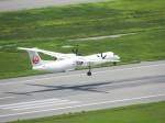 おっつんさんが、新石垣空港で撮影した琉球エアーコミューター DHC-8-402Q Dash 8 Combiの航空フォト(写真)