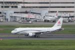KAMIYA JASDFさんが、羽田空港で撮影したサニー・グループ A319-115CJの航空フォト(写真)