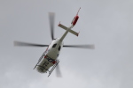 カンタさんが、名古屋飛行場で撮影した中日本航空 EC135P1の航空フォト(写真)