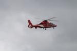 カンタさんが、名古屋飛行場で撮影した名古屋市消防航空隊 AS365N3 Dauphin 2の航空フォト(写真)