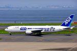 まいけるさんが、羽田空港で撮影した全日空 767-381/ERの航空フォト(写真)