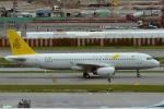 妄想竹さんが、スワンナプーム国際空港で撮影したロイヤルブルネイ航空 A320-232の航空フォト(写真)