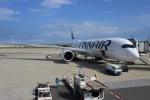 uhfxさんが、関西国際空港で撮影したフィンエアー A350-941の航空フォト(飛行機 写真・画像)