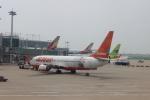 uhfxさんが、仁川国際空港で撮影したチェジュ航空 737-8ASの航空フォト(飛行機 写真・画像)