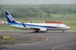 yabyanさんが、新千歳空港で撮影した全日空 737-881の航空フォト(写真)