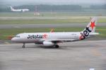 yabyanさんが、新千歳空港で撮影したジェットスター・ジャパン A320-232の航空フォト(写真)