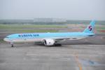 yabyanさんが、新千歳空港で撮影した大韓航空 777-3B5/ERの航空フォト(飛行機 写真・画像)