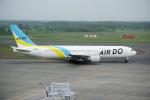 yabyanさんが、新千歳空港で撮影したAIR DO 767-33A/ERの航空フォト(写真)