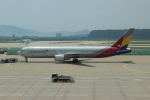uhfxさんが、仁川国際空港で撮影したアシアナ航空 767-38Eの航空フォト(飛行機 写真・画像)