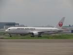 まさ773さんが、羽田空港で撮影した日本航空 767-346/ERの航空フォト(写真)