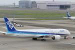 パピヨンさんが、羽田空港で撮影した全日空 787-9の航空フォト(写真)
