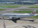 くまのんさんが、羽田空港で撮影した日本航空 777-289の航空フォト(写真)