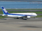 くまのんさんが、羽田空港で撮影した全日空 767-381/ERの航空フォト(写真)