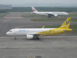 くまのんさんが、新千歳空港で撮影したバニラエア A320-214の航空フォト(飛行機 写真・画像)