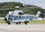 SHIKIさんが、館山航空基地で撮影した海上保安庁 EC225LP Super Puma Mk2+の航空フォト(写真)