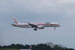 ポン太さんが、成田国際空港で撮影したハネウェル 757-225の航空フォト(写真)