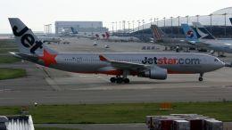 cathay451さんが、関西国際空港で撮影したジェットスター A330-202の航空フォト(飛行機 写真・画像)