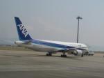 まさ773さんが、関西国際空港で撮影した全日空 767-381の航空フォト(写真)