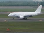 くまのんさんが、新千歳空港で撮影したGCLポリー・エナジー・ホールディングス A318-112 CJ Eliteの航空フォト(飛行機 写真・画像)
