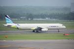 yabyanさんが、新千歳空港で撮影したエアプサン A321-232の航空フォト(飛行機 写真・画像)
