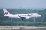 yabyanさんが、新千歳空港で撮影したジェイ・エア ERJ-170-100 (ERJ-170STD)の航空フォト(写真)