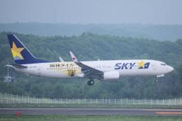 yabyanさんが、新千歳空港で撮影したスカイマーク 737-86Nの航空フォト(写真)