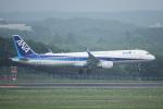 yabyanさんが、新千歳空港で撮影した全日空 A321-211の航空フォト(飛行機 写真・画像)