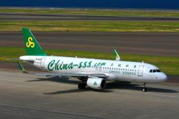 航空フォト:B-1628 春秋航空 A320
