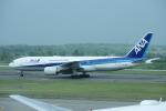 yabyanさんが、新千歳空港で撮影した全日空 777-281/ERの航空フォト(写真)